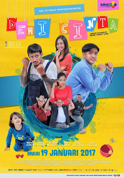 Review Film Demi Cinta Aku Rela