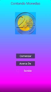 Cuenta Monedas: miniatura de captura de pantalla