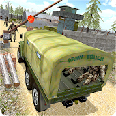 US Army Truck Pro:Army Transport Android APK Download Free By PinPrick Gamers