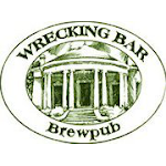 Logo of Wrecking Bar Partition Rustic Urban Ale