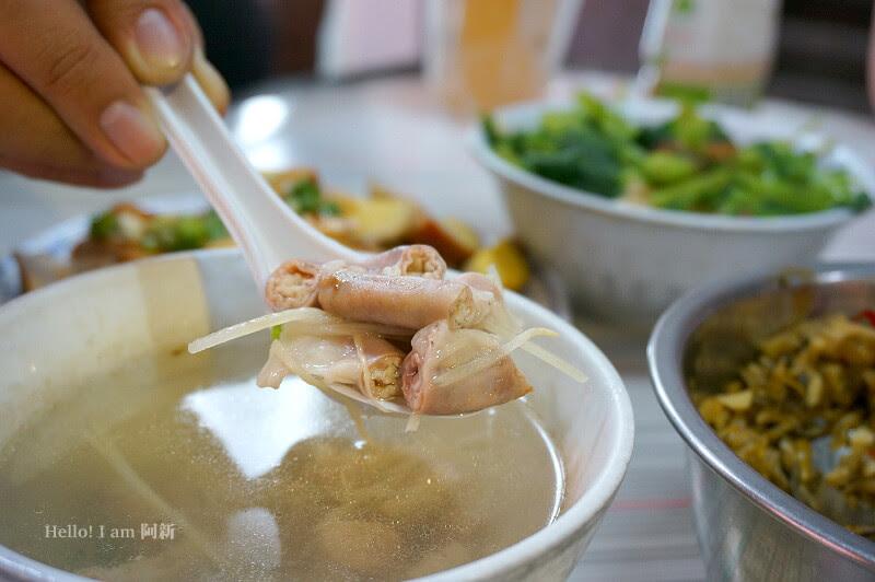 內行人麵攤,永興街小吃-8