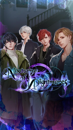 Télécharger Nocturne of Nightmares:Romance Otome Game APK MOD (Astuce) screenshots 1