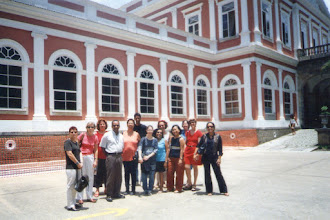 Photo: Museu Imperial com o museólogo Mauricio Vicente Ferreira Junior.