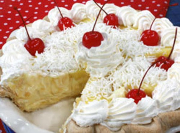 Two Minute Hawaiian Pie Recipe