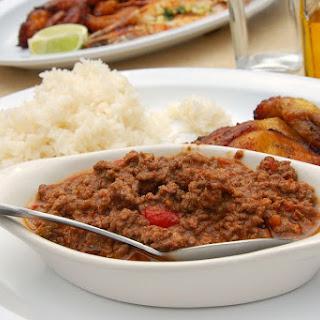 Cuban Picadillo with Ground Beef (Picadillo Santiaguero) Recipe