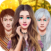 Elf Love Story Games - Teen Adventure
