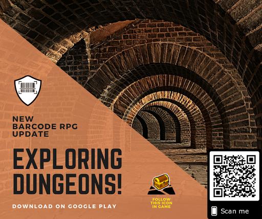 Barcode warriors (Real world RPG) screenshots 4