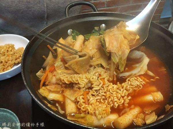求求辣年糕GOO GOO DO BO GI-道地韓式料理@一中商圈