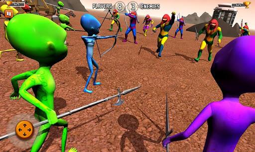 Green Alien Royale 1.4 screenshots 2