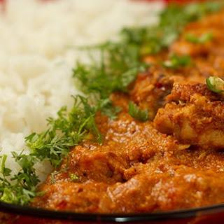 Indian Butter Chicken – Chicken in mild tomato gravy