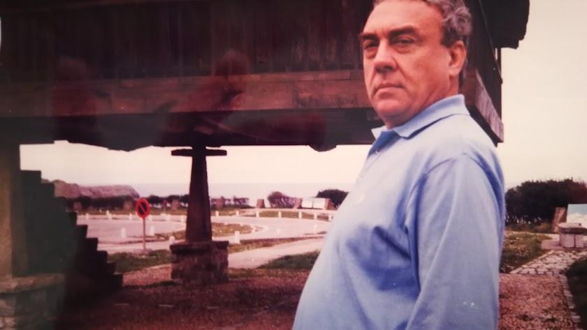 El almeriense Luis Martín Carrillo, actor de doblaje, fallecido a los 84 años.