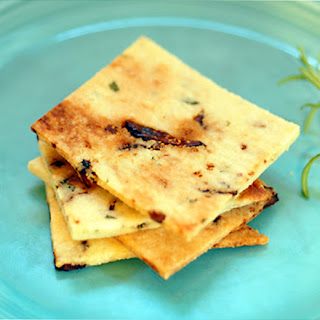 Rosemary Fig Crackers
