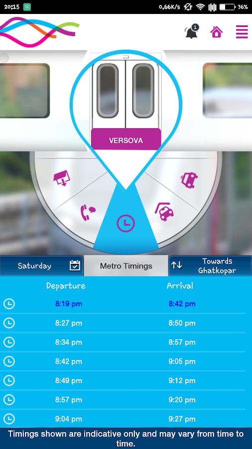 Mumbai Metro I- screenshot