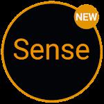 Sense Black/Orange cm13 theme v1.06