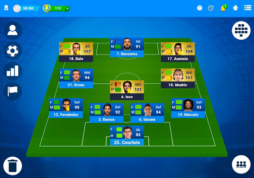 Online Soccer Manager (OSM) - 20/21 modavailable screenshots 12
