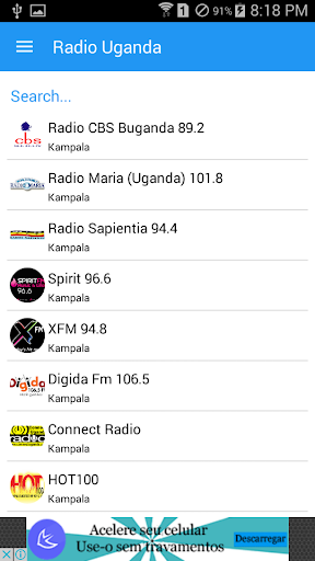 Uganda Radio  screenshots 7