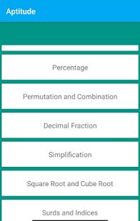 RRB EXAM online pratice test - náhled