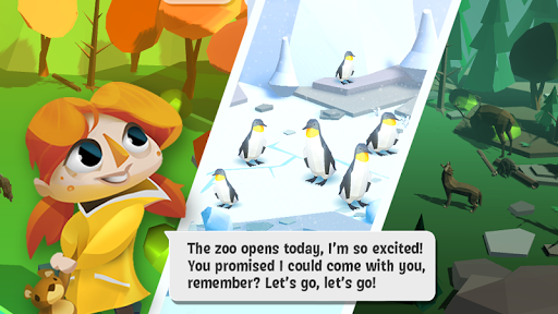 ZOOWSOME! - Idle Animals screenshots 1