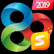 GO Launcher S – 3D Theme, Wallpaper & Sticker