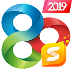 GO Launcher S – 3D Theme, Wallpaper & Sticker 1.05