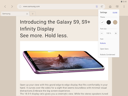 App Samsung Internet Browser APK for Windows Phone