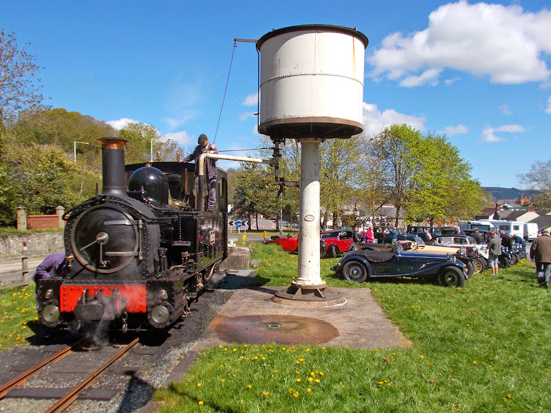 Steam Gala details announced by light railway