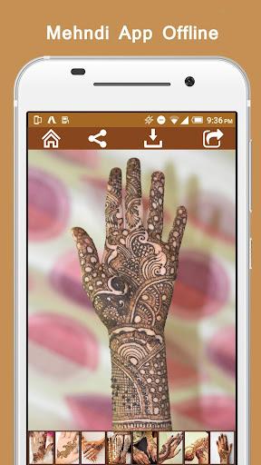 Mehndi App Offline  screenshots 7