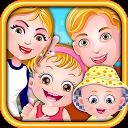 Baby Hazel Family Picnic