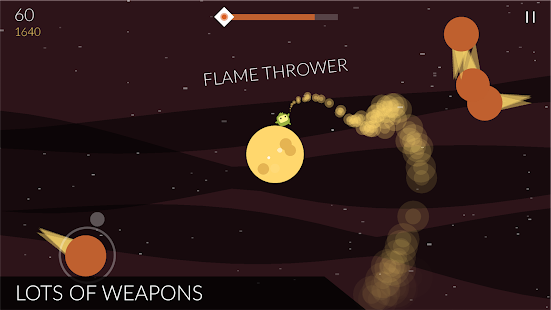 Super Planet Defender- screenshot thumbnail