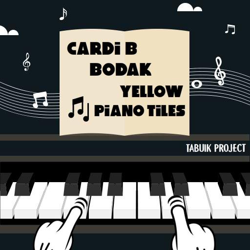 Cardi B Bodak Yellow Piano Tiles