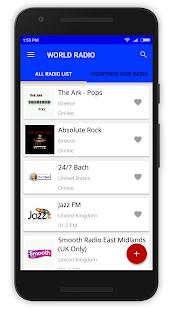 0622f3556 World FM Radio Station - التطبيقات على Google Play