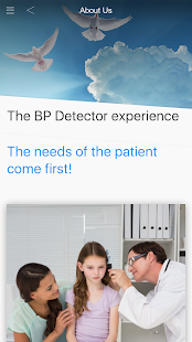 BP Detector - náhled