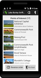 Tour Guide - Canberra- screenshot thumbnail