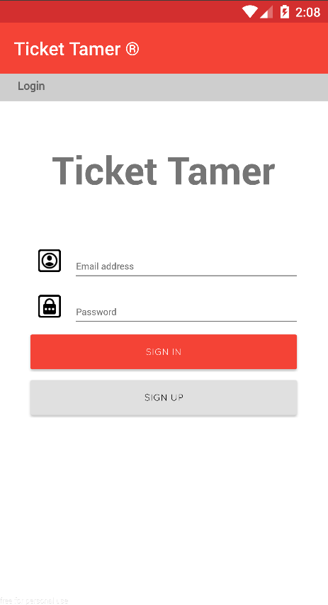 Ticket Tamer (Unreleased)- screenshot