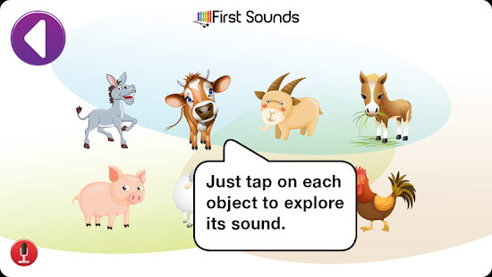 First Sounds- screenshot thumbnail