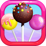 Lollipop factory and cooking game