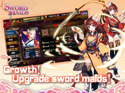 Sword Maids 1.0.6 screenshots 4