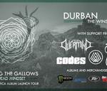 Dead Mindset Album Launch - Durban : The Winston Pub