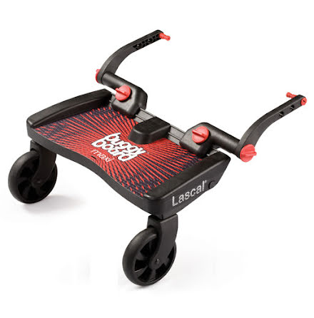 Buggy Board Maxi, Röd
