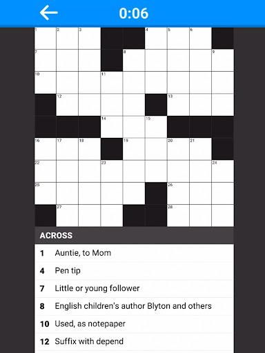 Crossword 2020  screenshots 19