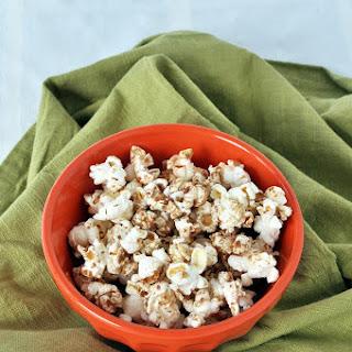 Maple Coconut Popcorn