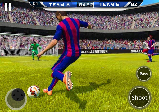 Russia 2018 Pro Football World Cup Soccer Strike 1.0 Screenshots 6