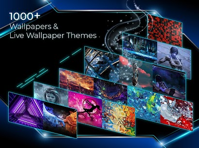 ARC Launcher® 2020 3D Launcher,Themes,App Lock,DIY Mod 4.1.7 Apk [Unlocked] 4