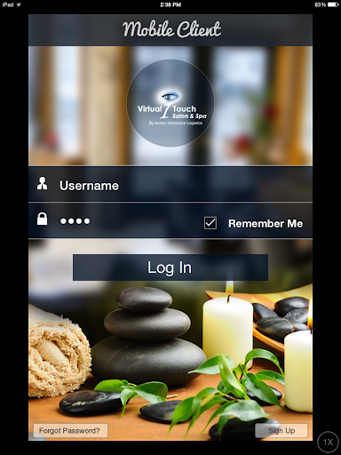 Virtuali iTouch Mobile Client