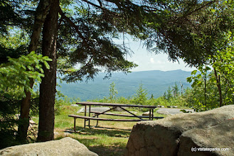 Photo: View at Mt. Ascutney State Park by Paul Anderson
