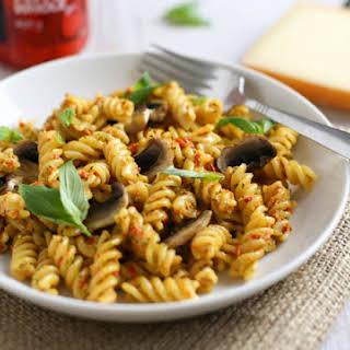 Spicy Pesto Pasta Recipes.