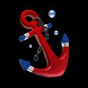 Anchor alarm icon