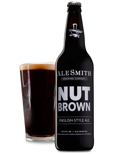 Logo of AleSmith Nut Brown