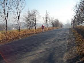 Zdjęcie: Czołuwka na 8 km maratonu !