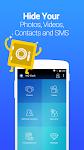screenshot of Vault-Hide SMS,Pics & Videos,App Lock, Free backup